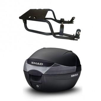 Kit Soporte Trasero Honda Xr250 + Baul Sh33 (-6%)