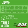 Casco X-502 Ultra Puro 001 M 8030635715828