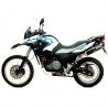 Escape Tit  Race Tech Bmw G 650 Gs 11 13   G 650 Gs Sertao 12 13 C Fond Carb Homol  P  Pub
