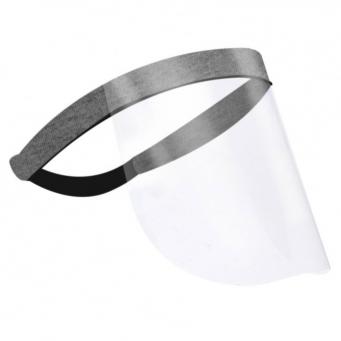 Mascara Policarbonato 0.6 Mm C/ Ajuste Elastico Reutilizable Antibacteria