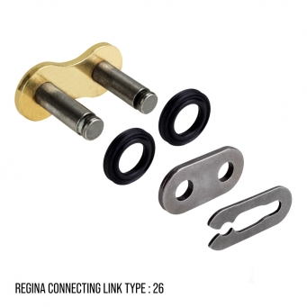 Conexion Regina 520 Rh2 Mx 26/135rh2