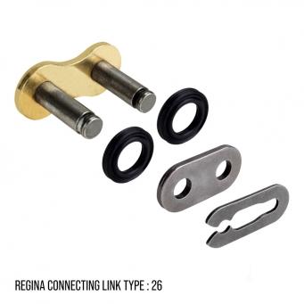 Conexion Regina 520 Urban Tipo  26/135eb-oro