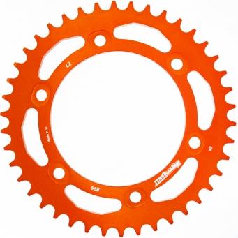 C. Al. Ktm 950/990 Adventure (42t P525) Naranja