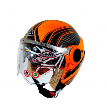 Casco Sirius Sharp Amarillo Fluor (dv) L