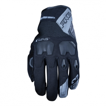 Guantes Five Gt3 Wr Negro S