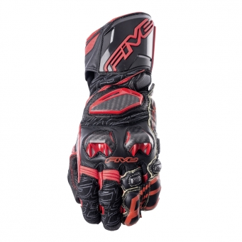 Guantes Five Rfx Sport Negro/rojo M
