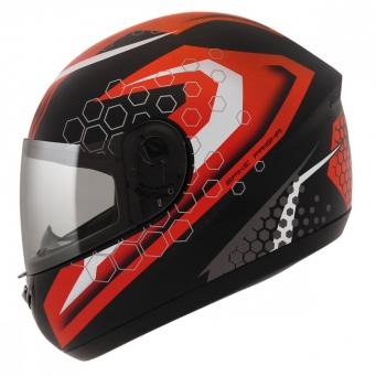 Casco Spike Prisma Rojo T58