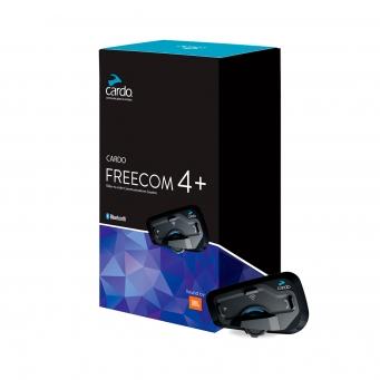 Intercomunicador Cardo Freecom 4+ Sonido Jbl Single