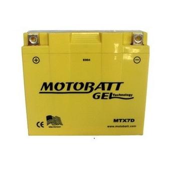 Motobatt Gel 12v 7ah 149 X 60 X H129  8u