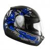 Casco Drive Hg Bee Negro/azul T58