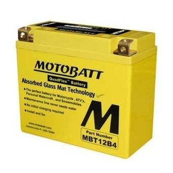 Motobatt Q Flex 12v 11ah 150 X 70 X H 130  6u