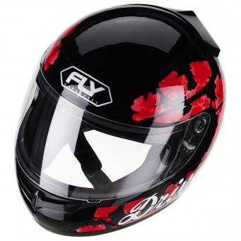 Casco Drive Hg Cherry Negro/rojo T60