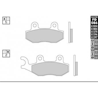 P. Off-r D Klr650- Supertenere 750 Der - Raptor 700- Yfz 450 (fa135) X12