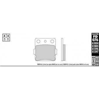 P. Off-r D Atv Trx- Raptor 250/350/660 Yfz450 (fa84) X12