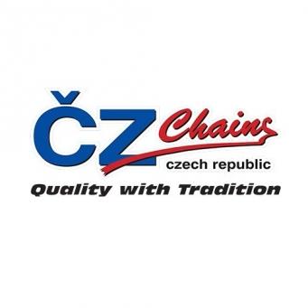 Cadena Cz C O Ring 530 Dzox120 Kn 43  X10