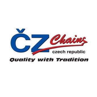 Cadena Cz Cross 428h118 Kn 23  X10