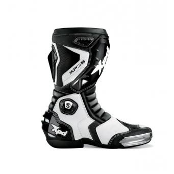 Bota Tecnica Xp3-s Caña Corta C/ Protec. Neg/blanco T40