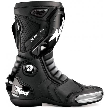 Bota Tecnica Xp3-s CaÑa Corta C/ Protec. Negr