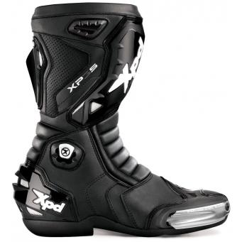 Bota Tecnica Xp3-s Caña Corta C/ Protec. Negra T44