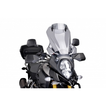 Cupula Touring C/ Visor Vstrom 1000 14/16 Ahumado