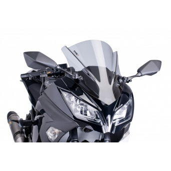 Cupula Racing Ninja 300 13/14 Negro