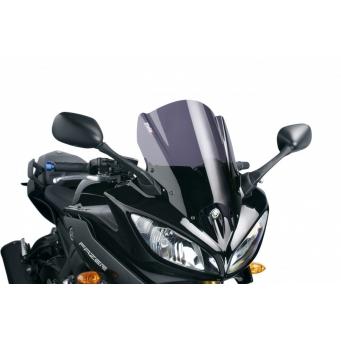 Cupula Racing Fazer8 10/14 Ahumado