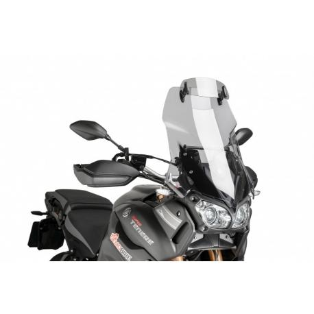 Cupula Touring C/ Visor Xt1200z Super Tennere Ahumado