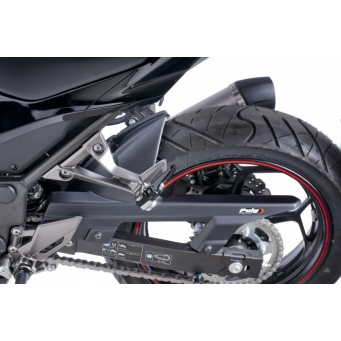 Guarda Barro Tras. Ninja 300-abs 13 Carbono