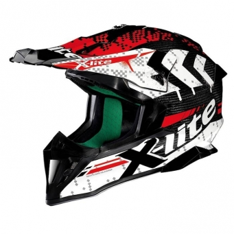 Casco X-502 Ultra Carbon Nac-nac 003 M 8030635715446