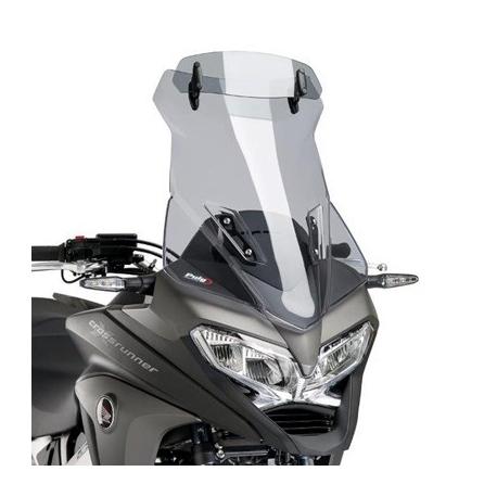 Cupula Touring C/ Visor Fz1 Fazer Ahumado