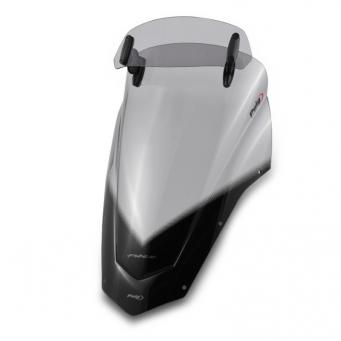 Cupula Touring C/ Visor Fz1 Fazer S2  07/10 Ahumado