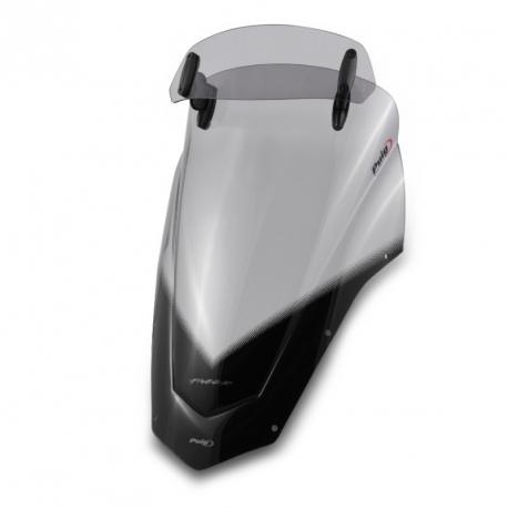 Cupula Touring C/ Visor Fz1 Fazer S2 Ahumado