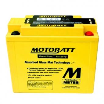 Motobatt Q Flex 12v 9ah 12n7a3a 150 X 60 X H130  6u