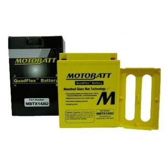 Motobatt Q Flex  12v 16 5 Ah  135 X 90 X H 168 176  4u