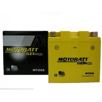 Motobatt Gel  12v 6ah  113 X 70 X H109  10u