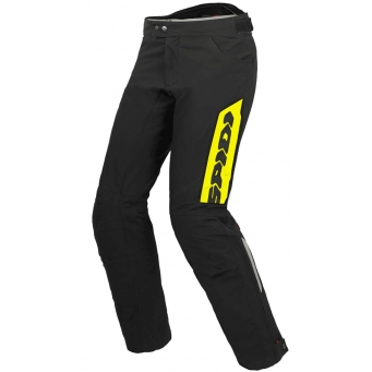 Pant. Thunder Imperm. Tenax C/ Protec. Y Reflex. Negro/amarillo M