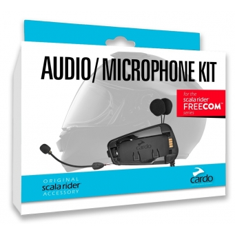 Audio Kit Y Microfono  Freecom Srak0034