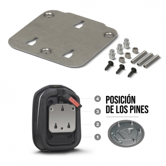 Pin System Honda Hn1