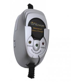 Cargador Mant.100-240v Ca-50/60hz - 12v Cc- 1a