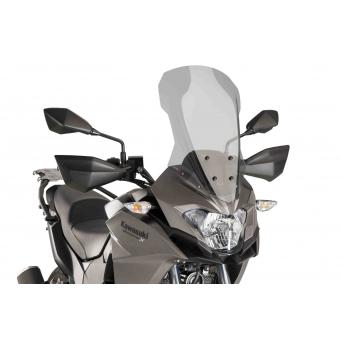 Cupula Touring Versys-x 300 17 Ahumado