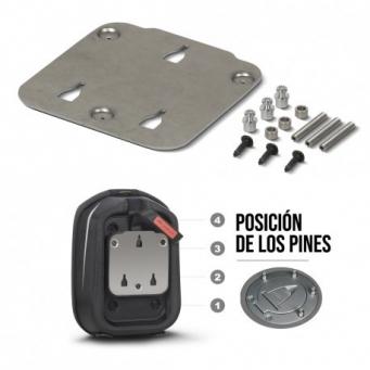 Pin System Ktm  17