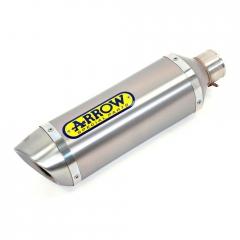 Bn 302 14/16 Silenc. Homolog. Thunder Aluminio (p Union Arrow)