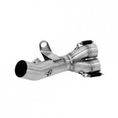 Crf 250 R 14/15 Union Tubo Acero (p/ Silenc. Arrow)